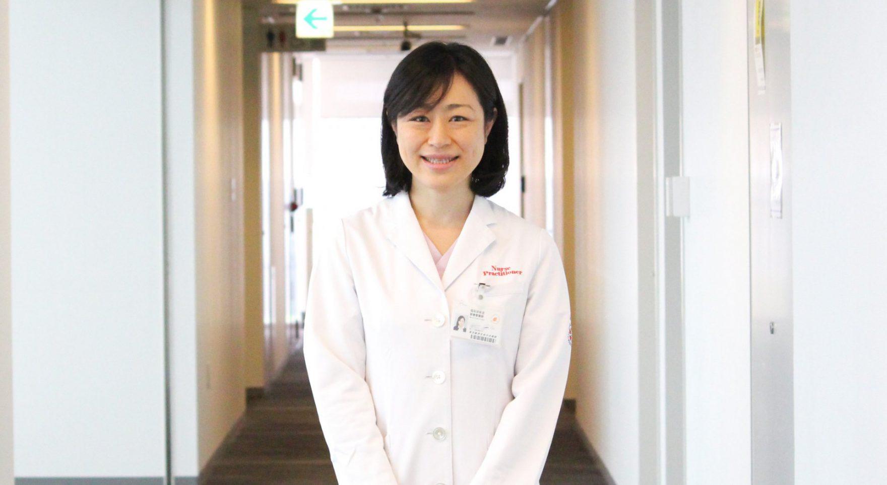 インタビュー/わたしの仕事   東京都済生会中央病院